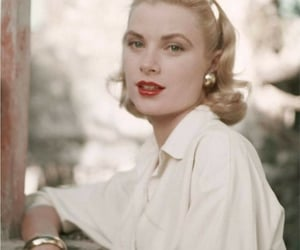 actor, grace kelly, and blonde image