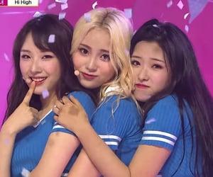 jung, hyejoo, and olivia hye image