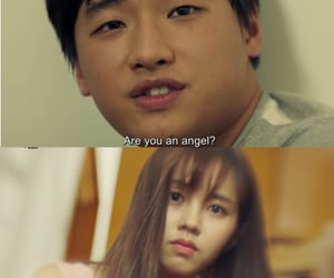 kdrama and let's fight ghost image