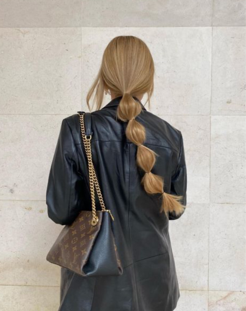 awesome, bag, and blonde image