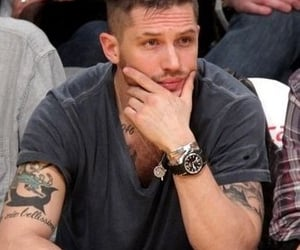 man and tom hardy. actor image