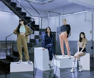 adidas, kpop, and blink image