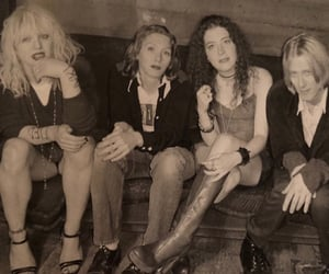 90s, band, and Courtney Love image