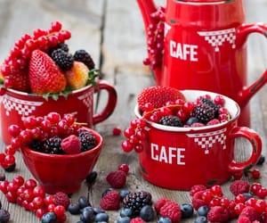 breakfast, coffee, and yummi image