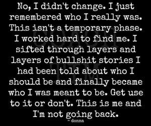 change, hard, and me image