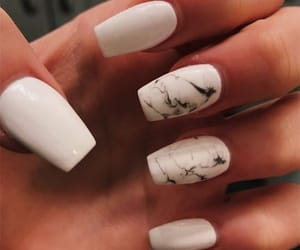 nails, fashion, and trendy image