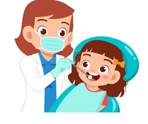 dentist, steel bite, and teeth image