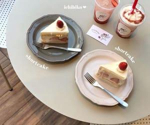 cake, minimalist, and appetizer image