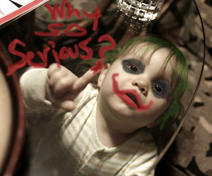 why so serious and joker image