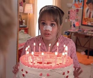 debby ryan, cake, and 16 wishes image