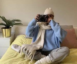 beanie, life, and grey sweatpants image