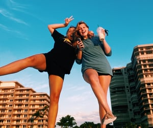 best friend, vsco, and florida image