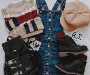 beige, boots, and outfits image
