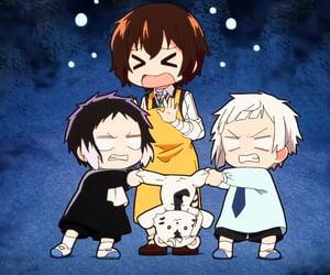 anime, dazai osamu, and anime boys image