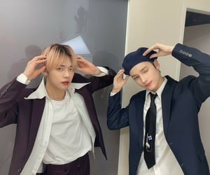 txt, yeonjun, and kai image
