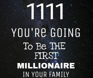 law of attraction, money, and wealth image