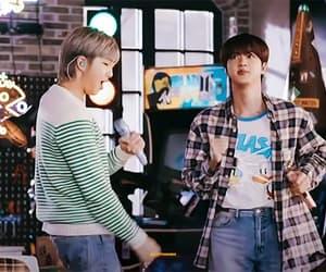 jin, kim seokjin, and namjin image