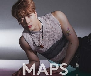 jackson, maps, and jackson wang image
