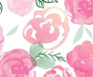 background, roses, and wallpaper image