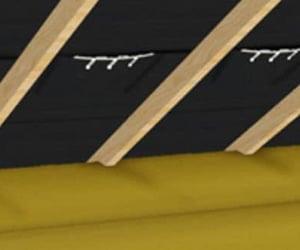 condensation in loft image