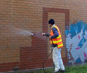 graffiti removal image