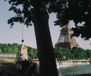 france, paris, and parisian image