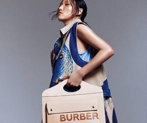 Burberry, fashion, and girl image