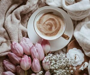 coffee, cozy, and heart image