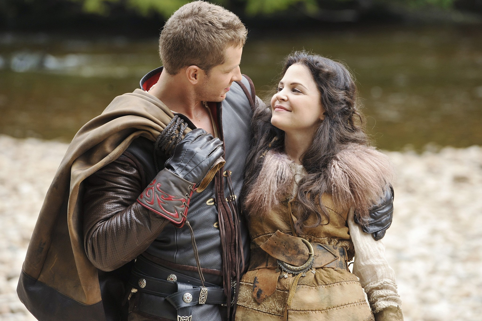 actor, prince charming, and wife image