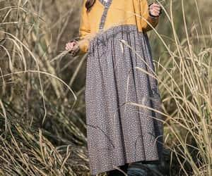 etsy, loose maxi dress, and plus size long dress image