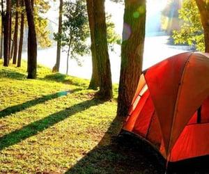 camping, delhi, and destinations image