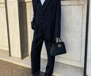 blogger, look, and yves saint laurent shoes image
