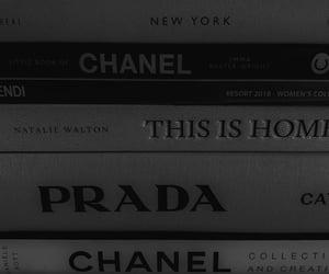 books, chanel, and fendi image