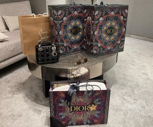aesthetic, brand, and Christian Dior image