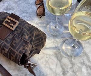 aesthetic, bag, and fendi image