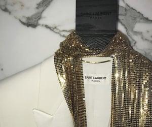 chic, Yves Saint Laurent, and elegant image