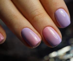 manicure, unhascoloridas, and unhas image