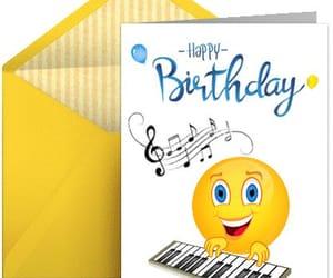 birthday, ecards, and girls image
