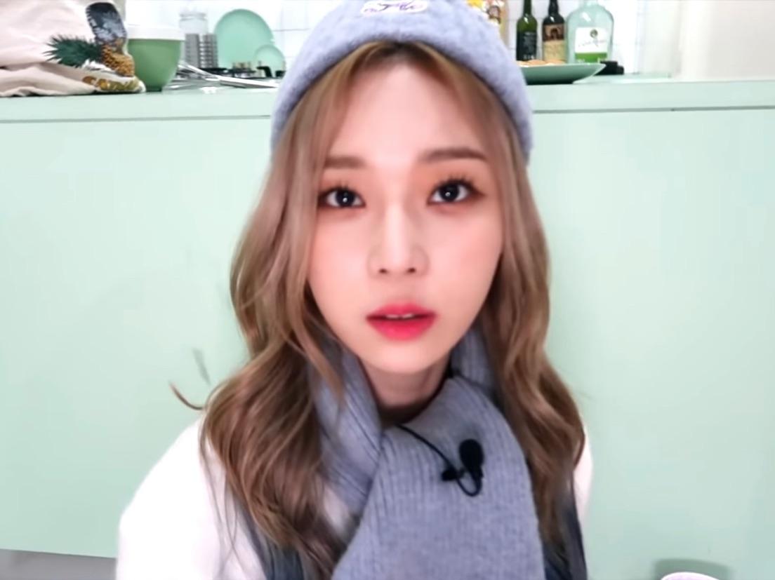 kpop, kim minjeong, and winter image