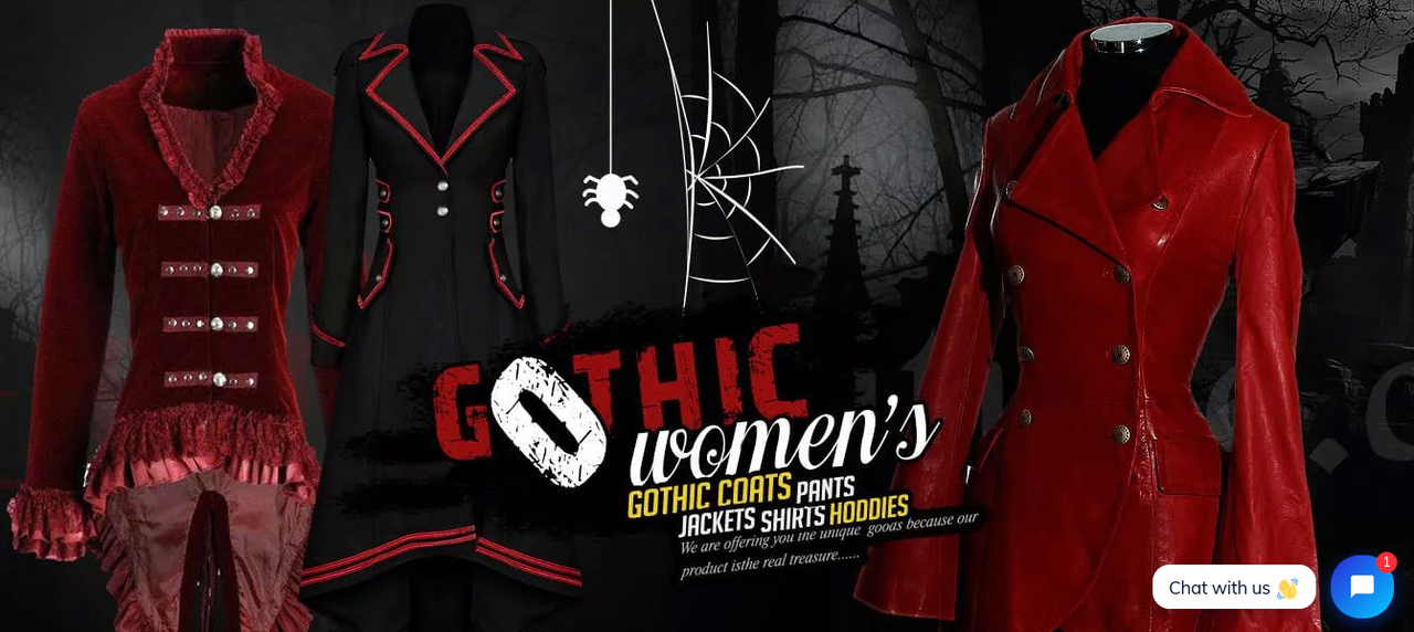 womengothicclothing, article, and men image