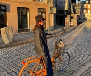 denim jacket and street style image