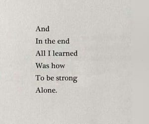 alone, text, and heartbreak image