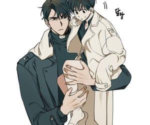 anime, boys, and kim dokja image