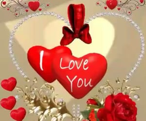 be mine, love forever, and red image