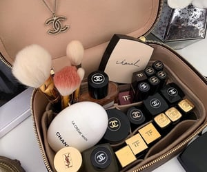 aesthetic, chanel, and cosmetics image