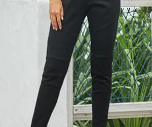 apparel, jeans, and black image