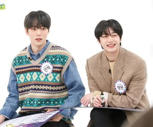 boys, hyungwon, and mx image
