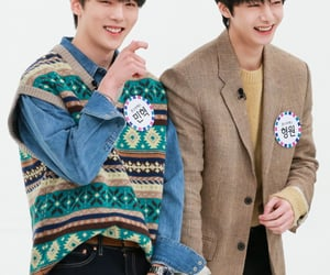 minhyuk, boys, and hyungwon image