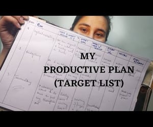 productivity, vlog, and change your life image