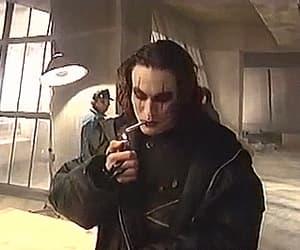 1994, brandon lee, and celebrity image